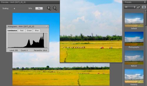Tự tạo và làm đẹp ảnh HDR với Photomatix Pro - 2
