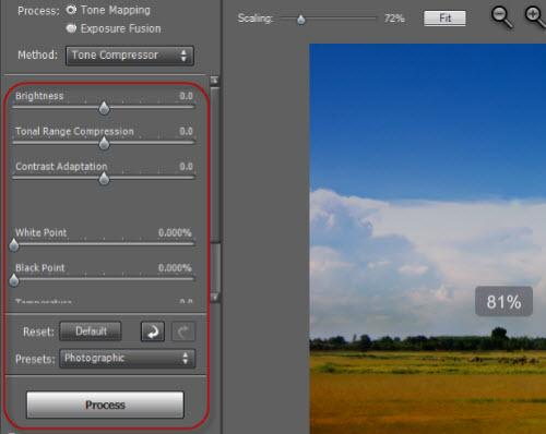 Tự tạo và làm đẹp ảnh HDR với Photomatix Pro - 3