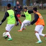 Bóng đá - U19 Việt Nam đấu đội bóng cũ của Hazard
