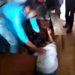 Giáo dục - du học - Nữ sinh đánh bạn trong lớp bị thôi học 1 năm