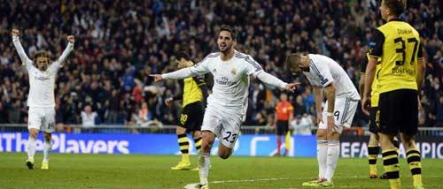 Real - Dortmund: Tối tăm mặt mũi - 1