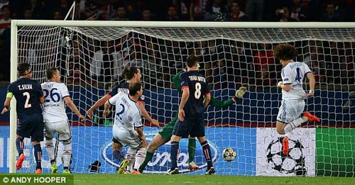 """PSG - Chelsea: Thành Paris """"rực cháy"""" - 1"""