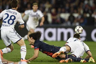 TRỰC TIẾP PSG - Chelsea: Nuốt trái đắng (KT) - 11