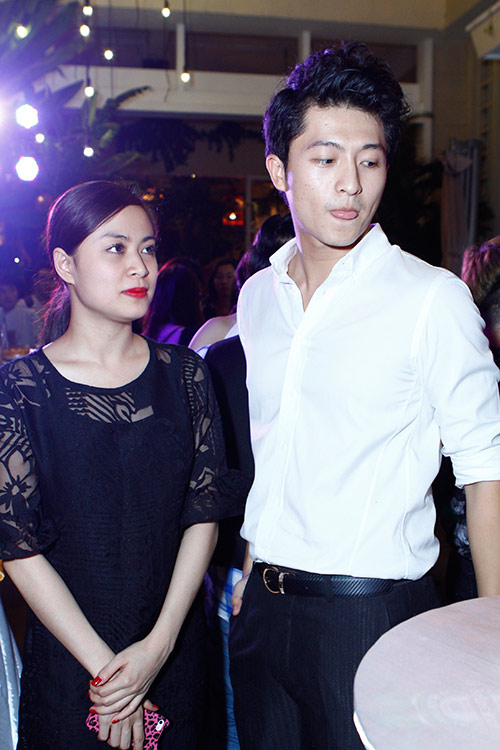 Hoàng Thùy Linh rạng rỡ bên bạn trai tin đồn - 2