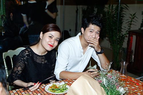 Hoàng Thùy Linh rạng rỡ bên bạn trai tin đồn - 5