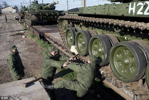"""NATO: Nga có thể """"nuốt trọn"""" Ukraine trong 3 ngày - 3"""