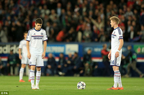 """Báo Anh """"xát thêm muối"""" vào nỗi đau Chelsea - 2"""