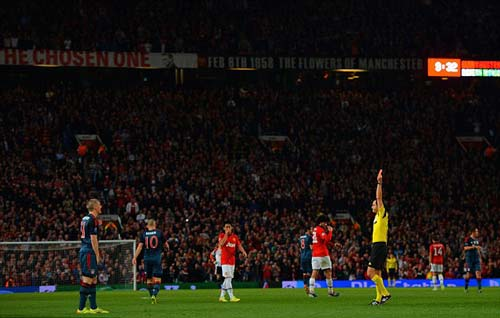 "Rooney phủ nhận ""ăn vạ"" trước Schweinsteiger - 1"
