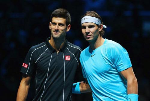 Djokovic mạnh hơn là nhờ Nadal và Federer - 1