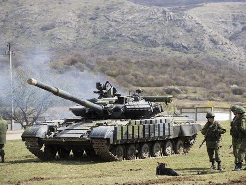 """Yanukovych khóc tuyên bố """"đòi"""" Crimea từ tay Nga - 2"""
