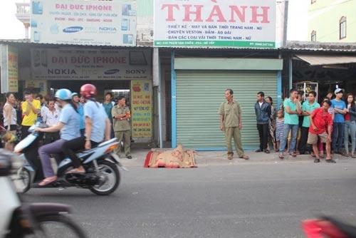 Nam thanh niên chết bất thường bên đường - 1