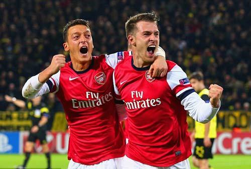 Arsenal đón tin vui tại FA Cup - 1