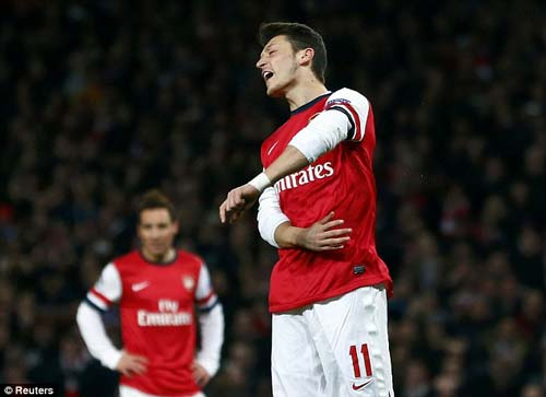 Arsenal đón tin vui tại FA Cup - 2