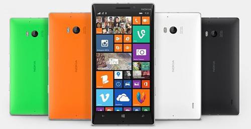 Nokia Lumia 930 ra mắt, giá khoảng 12,6 triệu đồng - 1