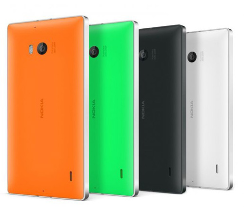 Nokia Lumia 930 ra mắt, giá khoảng 12,6 triệu đồng - 4