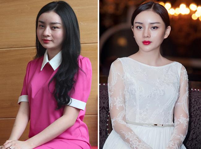 Sự khác nhau giữa hiện tại và quá khứ của Angela Minh Châu.