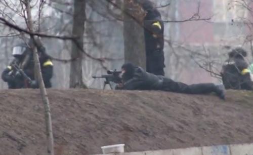 Ukraine bắt 12 đặc nhiệm Berkut sát hại dân thường - 2