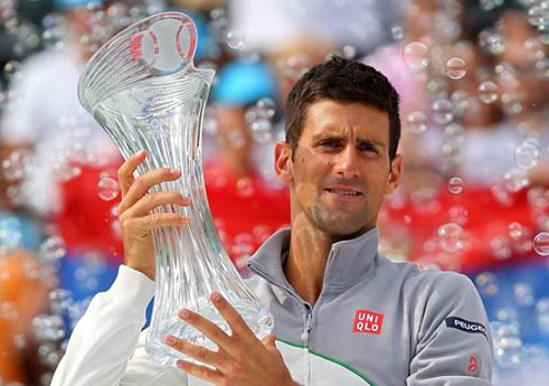 ATP 1/4 mùa giải: Cảm hứng 2011 của Djokovic (P2) - 1