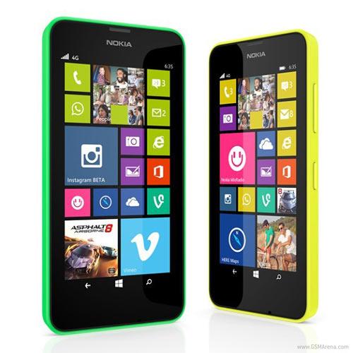 Nokia Lumia 630 và Lumia 635 giá rẻ ra mắt - 2