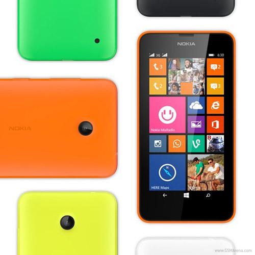 Nokia Lumia 630 và Lumia 635 giá rẻ ra mắt - 3