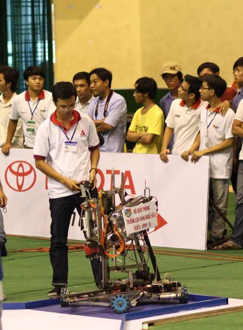 Robocon Việt Nam 2014 chính thức khai màn - 1