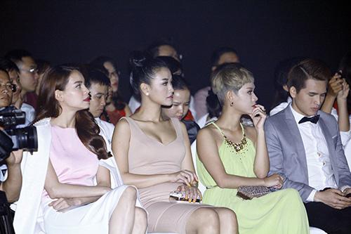Hà Hồ quyến rũ nhất tiệc đêm - 14