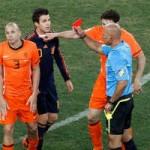 Bóng đá - Trọng tài chung kết World Cup 2010 thừa nhận sai lầm