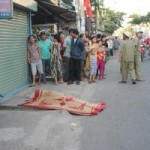 An ninh Xã hội - Nam thanh niên chết bất thường bên đường