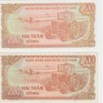 Tài chính - Bất động sản - Tiền giấy 200 đồng được rao bán gấp 250 lần mệnh giá