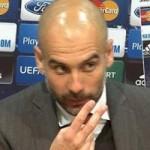 Bóng đá - Video: Guardiola nổi cáu với phóng viên