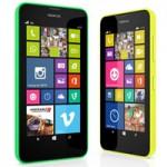 Thời trang Hi-tech - Nokia Lumia 630 và Lumia 635 giá rẻ ra mắt