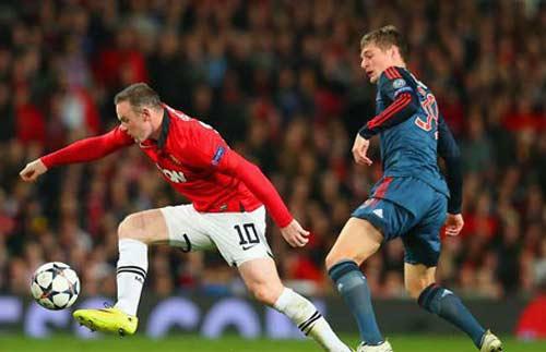 Rooney không ngán Bayern - 1