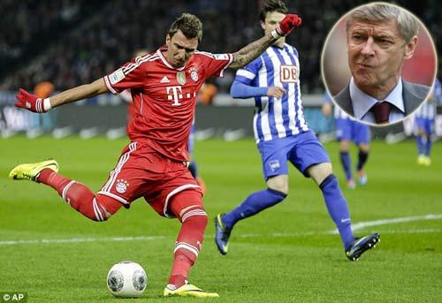 Arsenal: Bỏ Costa, xúc tiến vụ Mandzukic - 1