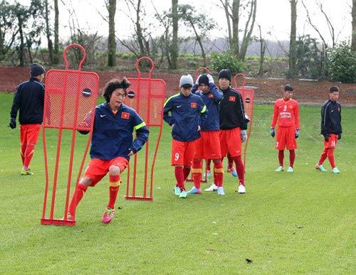 U19 VN - Đội trẻ Lille: Thuốc thử hạng nặng - 1