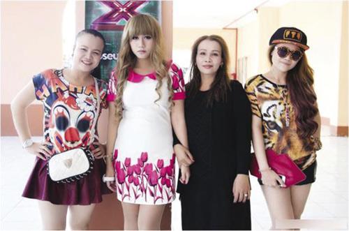 Kim Loan lo con gái yêu nhạc sỹ Hà Dũng - 1