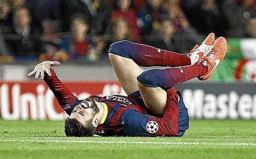 Lệnh cấm vận và sự liều lĩnh của Barcelona - 2