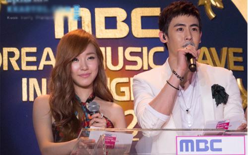 Hot: Lộ ảnhTiffany (SNSD) hẹn hò Nichkhun (2PM) - 4