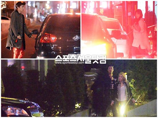 Hot: Lộ ảnhTiffany (SNSD) hẹn hò Nichkhun (2PM) - 2