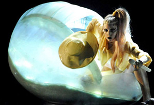 Lady Gaga và 9 lần nổi loạn nhất - 4