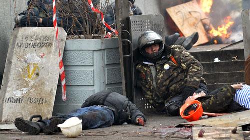 """Nga-Ukraine """"quỷ hóa"""" nhau bằng cáo buộc khủng bố - 1"""