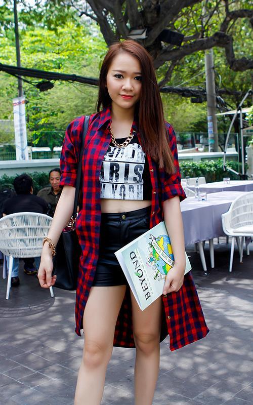 Phương Mai làm MC sự kiện Kim Soo Hyun - 6