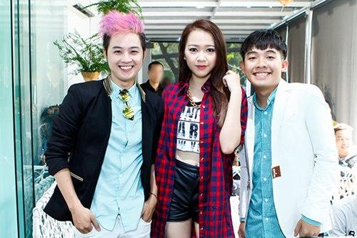 Phương Mai làm MC sự kiện Kim Soo Hyun - 7