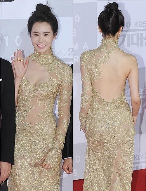 Lee Da Hae quá gợi cảm trên màn ảnh - 5