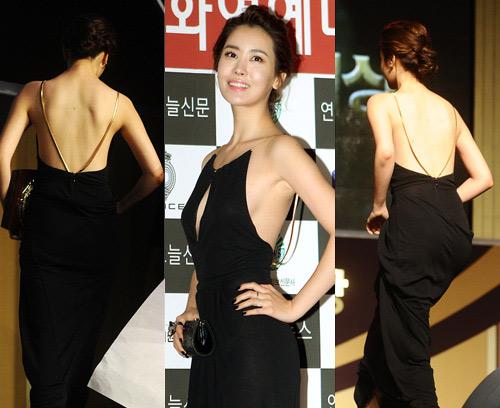 Lee Da Hae quá gợi cảm trên màn ảnh - 8