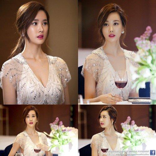 Lee Da Hae quá gợi cảm trên màn ảnh - 1