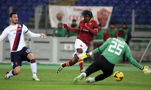Serie A trước V32: Bà đầm trút giận - 1