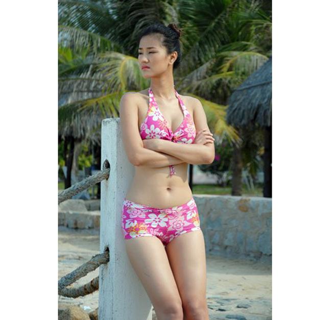 Khoảng trước năm 2007, Maya bước chân vào nghề người mẫu rất tình cờ và cô cũng không xác định gắn bó lâu dài với ánh đèn catwalk.