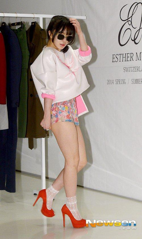 """""""Lọ Lem"""" xứ Hàn khổ vì quần ngắn - 6"""