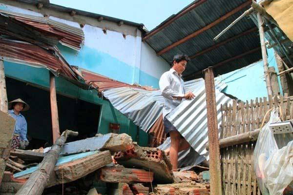 Năm 2014, Việt Nam hứng chịu khoảng 10 cơn bão - 1