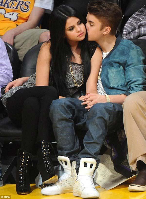 Justin Bieber hằn học vì nghi Selena ngoại tình - 1